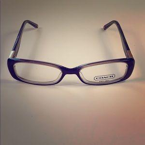 New Women's Coach Eyeglasses